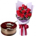 send flowers with cake to manila city philippines