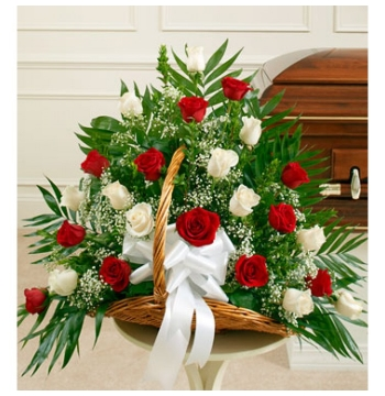 Rose Bliss Basket Delivery to Manila Philippines