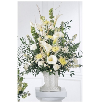 Solemn Offering Arrangement Delivery to Manila Philippines