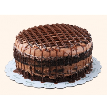 Choco Overload Cake by Contis Cake
